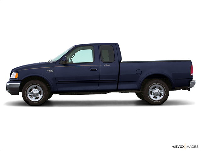 2000 Ford F-150 Vehicle Photo in Boonville, IN 47601