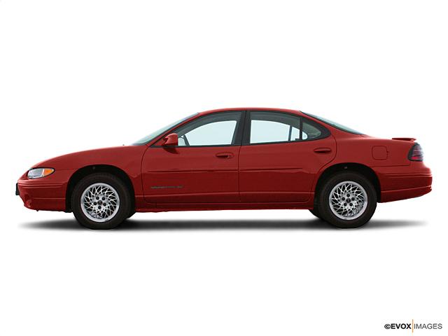 2000 Pontiac Grand Prix Vehicle Photo in Casper, WY 82609