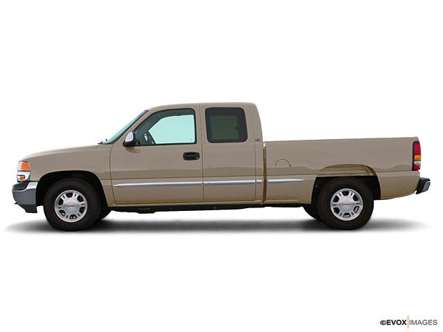 2000 GMC New Sierra 1500 Vehicle Photo in Plainfield, IL 60586-5132