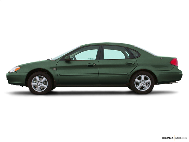 2001 Ford Taurus Vehicle Photo in Vincennes, IN 47591