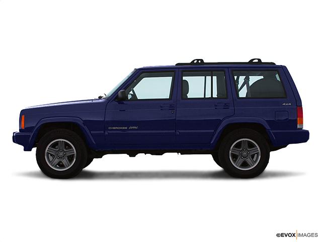 2000 Jeep Cherokee Vehicle Photo in San Antonio, TX 78230