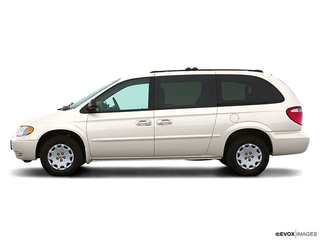 2001 Chrysler Town & Country Vehicle Photo in Grand Rapids, MI 49512