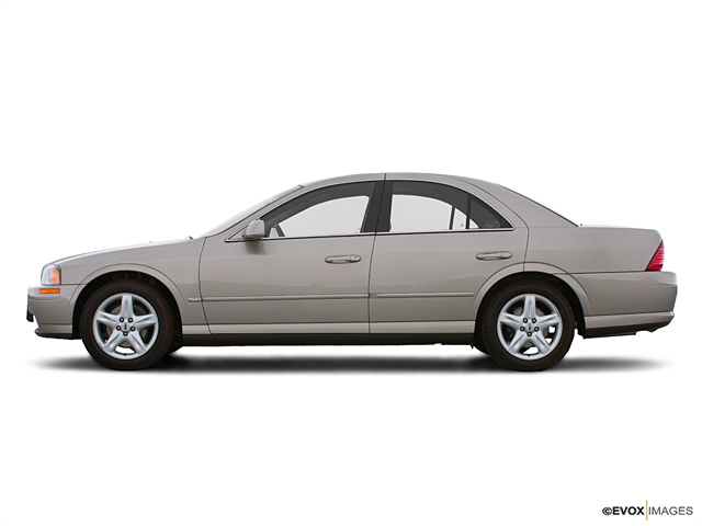 2001 LINCOLN LS Vehicle Photo in Richmond, TX 77469