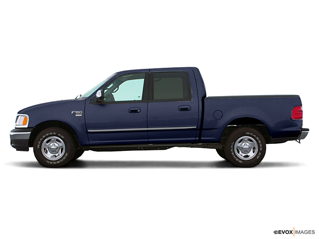 2001 Ford F-150 SuperCrew Vehicle Photo in Baton Rouge, LA 70806