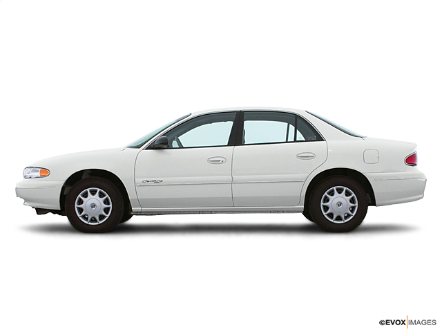 2001 Buick Century Vehicle Photo in San Angelo, TX 76903