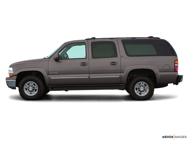 2001 Chevrolet Suburban Vehicle Photo in Akron, OH 44320