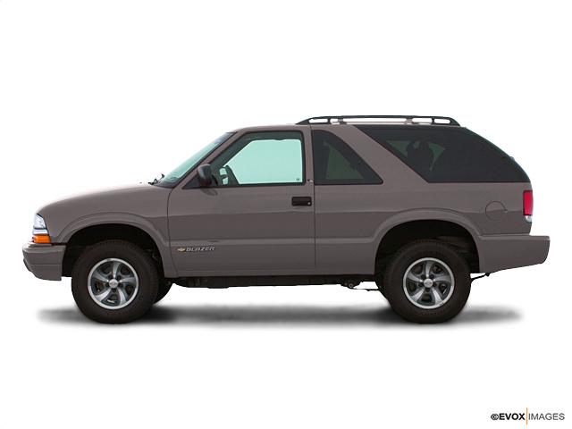 2000 Chevrolet Blazer Vehicle Photo in Colma, CA 94014