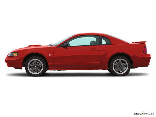 2001 Ford Mustang Vehicle Photo in Elyria, OH 44035