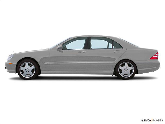 2001 Mercedes-Benz S-Class Vehicle Photo in Novato, CA 94945