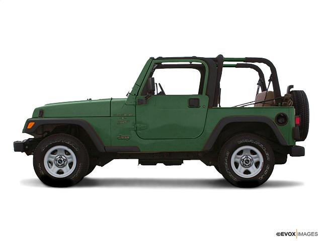 2000 Jeep Wrangler Vehicle Photo in Owensboro, KY 42303