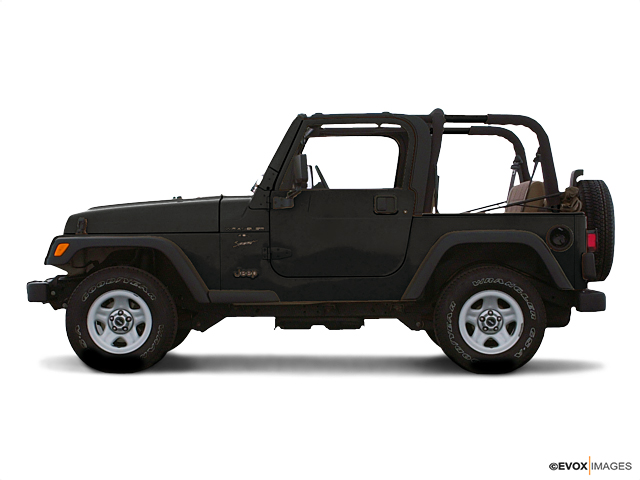 2000 Jeep Wrangler Vehicle Photo in Beaufort, SC 29906
