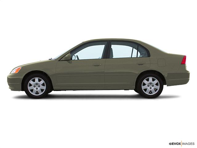 2001 Honda Civic Vehicle Photo in San Angelo, TX 76903