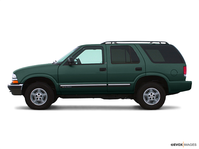 2001 Chevrolet Blazer Vehicle Photo in Salem, VA 24153
