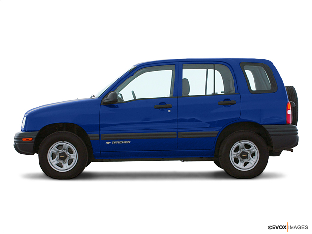 2000 Chevrolet Tracker Vehicle Photo in Doylestown, PA 18902