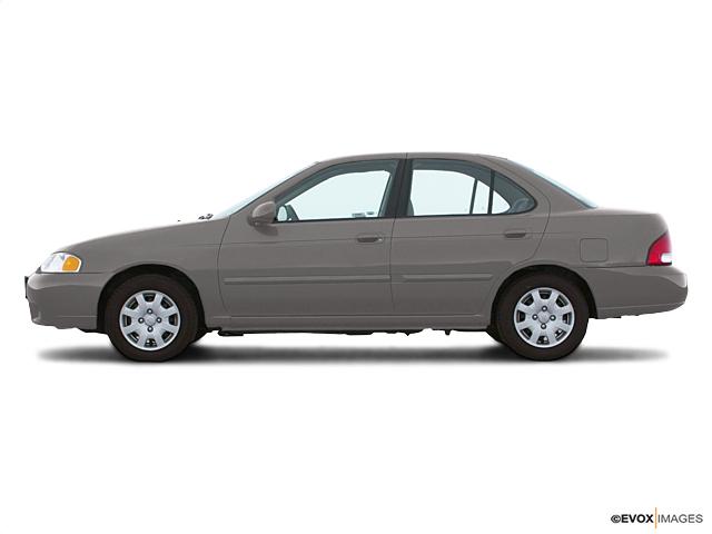 2001 Nissan Sentra Vehicle Photo in El Paso, TX 79936