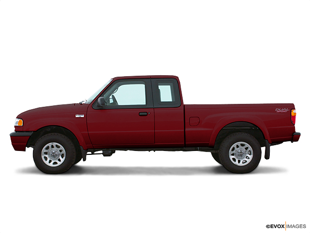 2001 Mazda B-Series 2WD Truck Vehicle Photo in Spokane, WA 99207