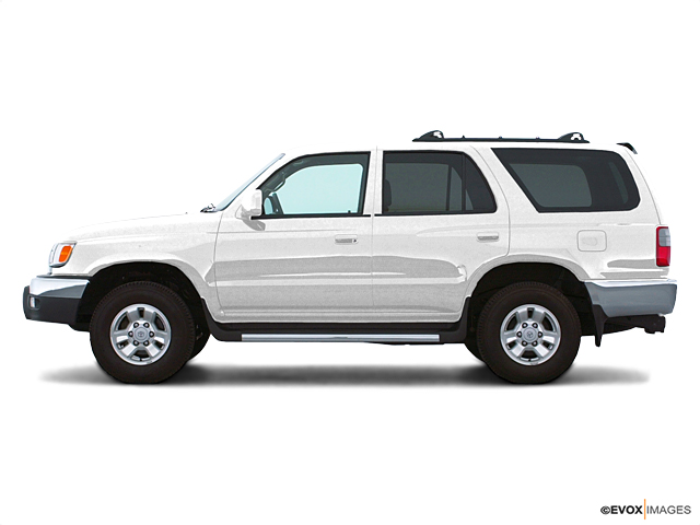 2000 Toyota 4Runner Vehicle Photo in West Chester, PA 19382