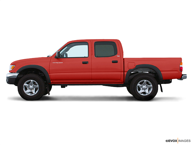 2001 Toyota Tacoma Vehicle Photo in Florence, AL 35630