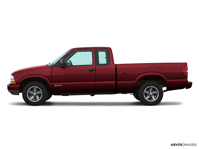 2001 Chevrolet S-10 Vehicle Photo in Helena, MT 59601