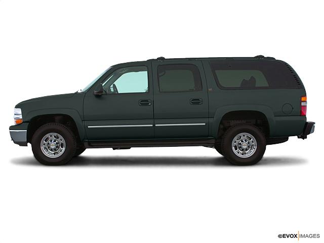 2001 Chevrolet Suburban Vehicle Photo in Saginaw, MI 48609