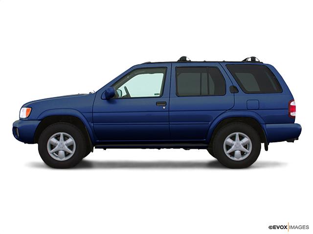 2001 Nissan Pathfinder Vehicle Photo in Nashville, TN 37203