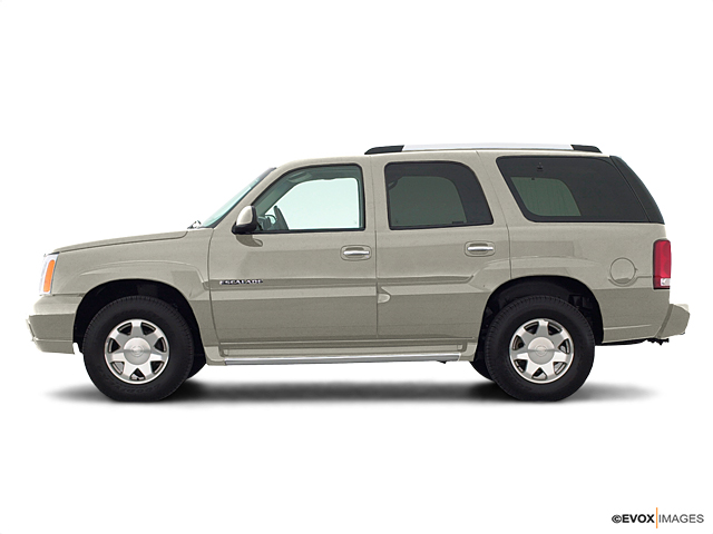 2002 Cadillac Escalade Vehicle Photo in Joliet, IL 60435