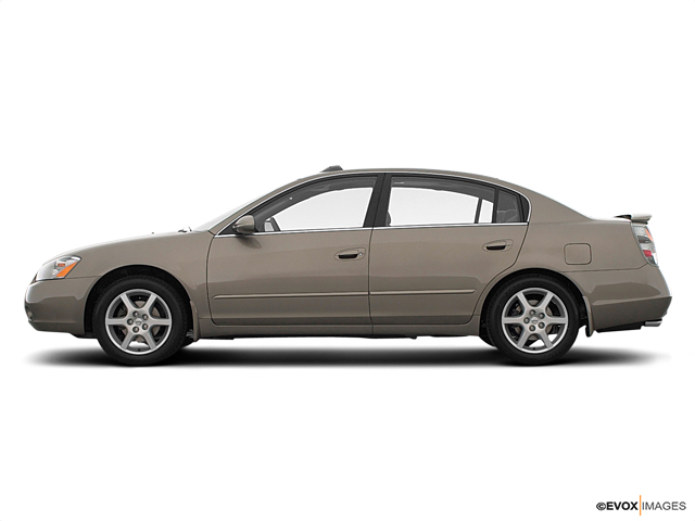 2002 Nissan Altima Vehicle Photo in Danville, KY 40422