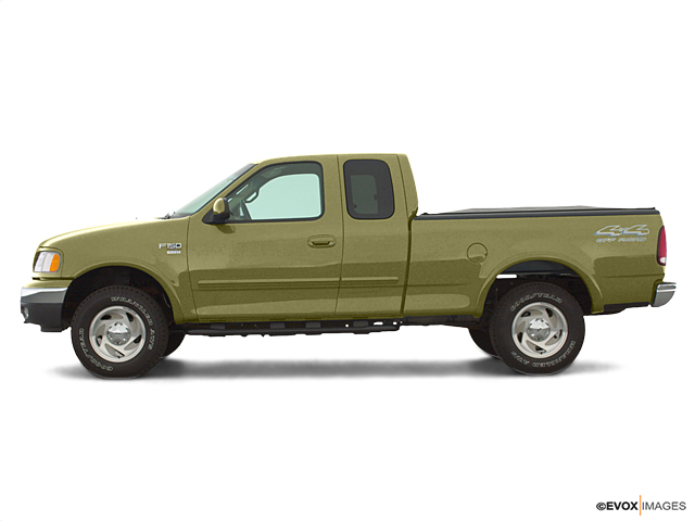 2001 Ford F-150 Vehicle Photo in Oklahoma City, OK 73162