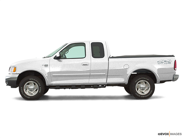2001 Ford F-150 Vehicle Photo in Kernersville, NC 27284