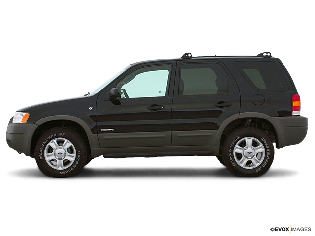 2002 Ford Escape Vehicle Photo in Joliet, IL 60435