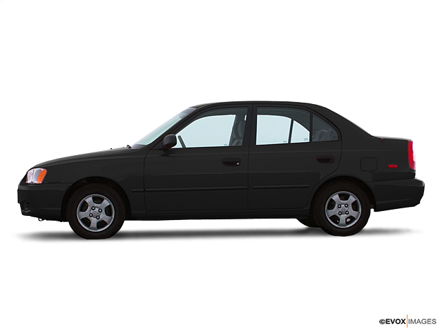 2001 Hyundai Accent Vehicle Photo in Colorado Springs, CO 80905