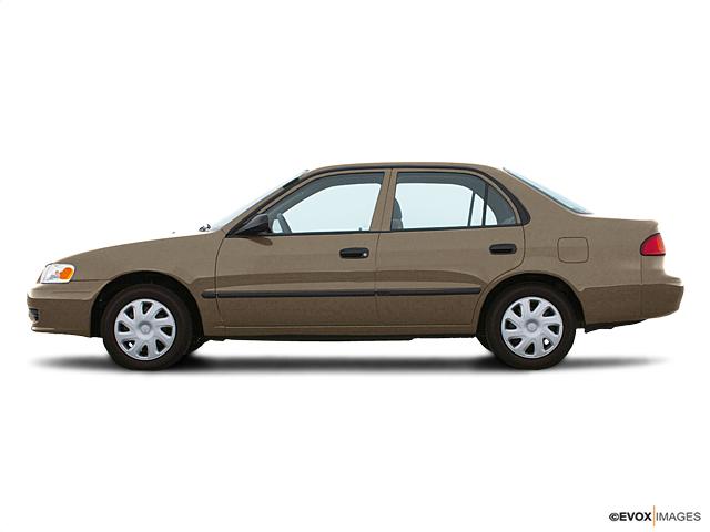 2002 Toyota Corolla Vehicle Photo in Tulsa, OK 74133