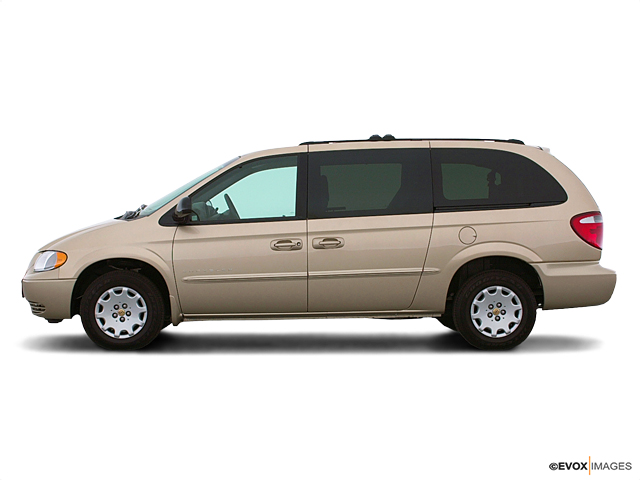 2002 Chrysler Town & Country Vehicle Photo in American Fork, UT 84003