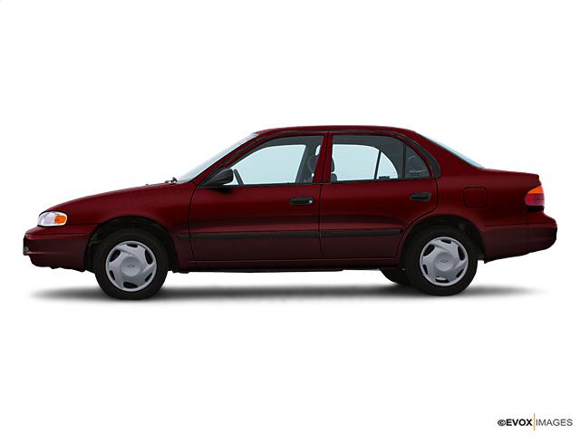 2002 Chevrolet Prizm Vehicle Photo in Columbus, GA 31904