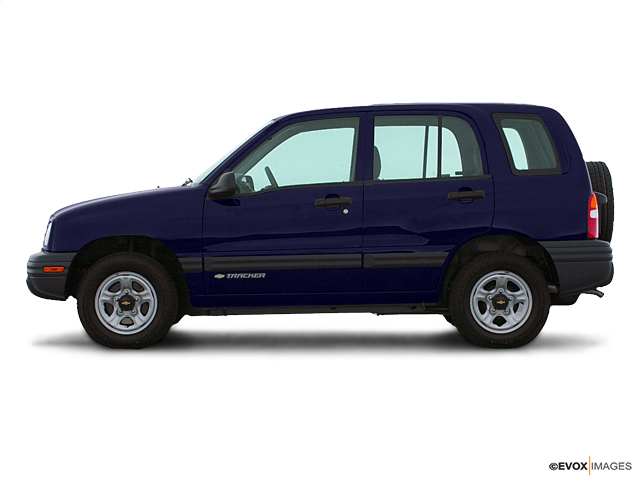 2002 Chevrolet Tracker Vehicle Photo in Melbourne, FL 32901