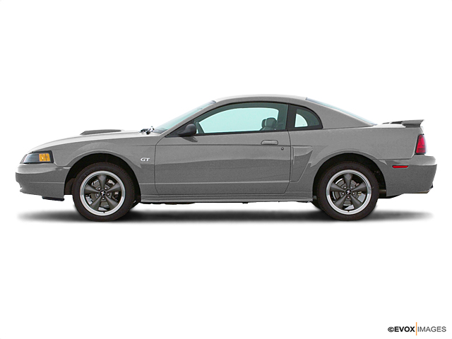 2002 Ford Mustang Vehicle Photo in Joliet, IL 60435