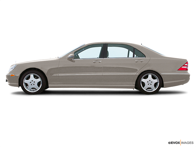 2002 Mercedes-Benz S-Class Vehicle Photo in Joliet, IL 60435