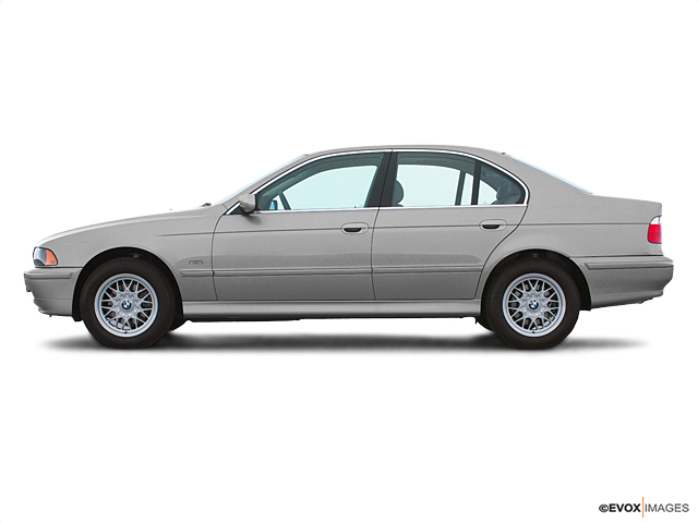 2002 BMW 525i Vehicle Photo in Fishers, IN 46038