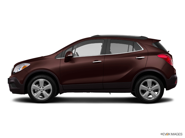 Used 2015 Deep Espresso Brown Metallic Buick Encore For