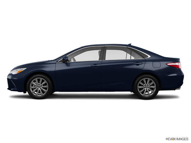 Used Car 2015 Parisian Night Pearl Toyota Camry Xle For