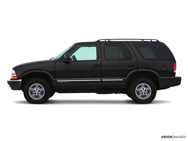 2002 Chevrolet Blazer Vehicle Photo in Reese, MI 48757