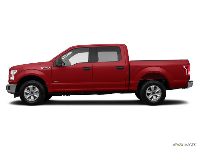 2015 Ruby Red Metallic Tinted Clearcoat 4wd Supercrew 5 1