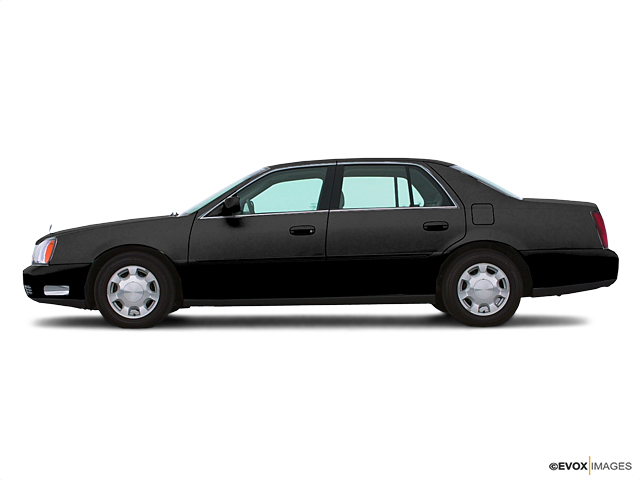 2002 Cadillac DeVille Vehicle Photo in Warren, OH 44483