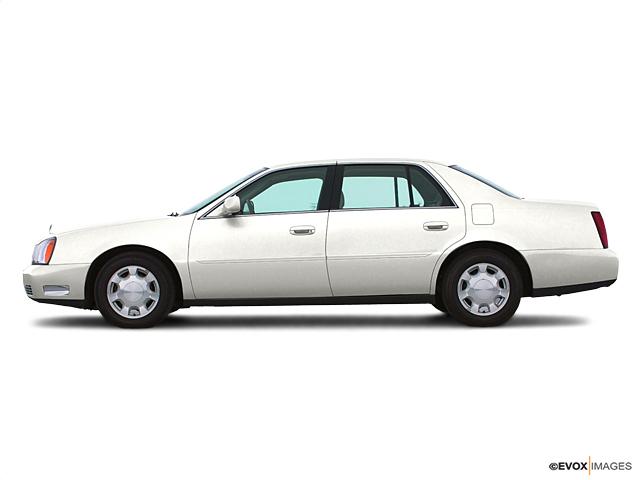 2002 Cadillac DeVille Vehicle Photo in Melbourne, FL 32901