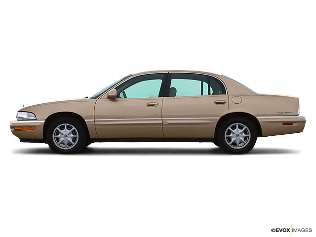 2002 Buick Park Avenue Vehicle Photo in Detroit Lakes, MN 56501