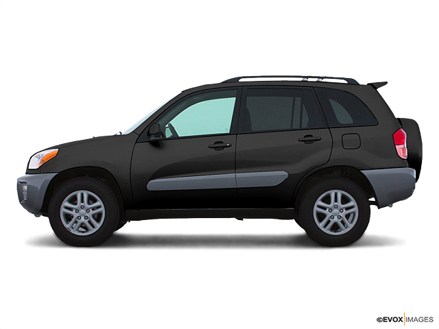 2002 Toyota RAV4 Vehicle Photo in Trevose, PA 19053-4984