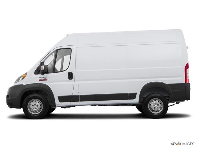 Fx Caprara Dodge >> Pulaski Bright White Clearcoat 2016 Ram ProMaster: Used Cargo Van for Sale -ET3275A