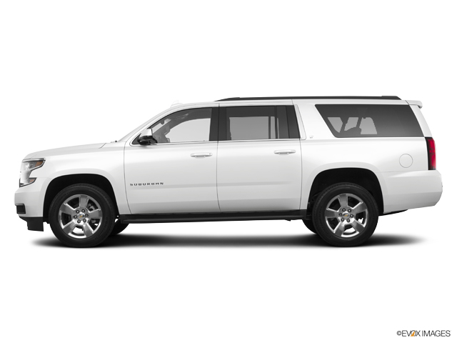 Certified 2016 White Chevrolet Suburban For Sale in ...