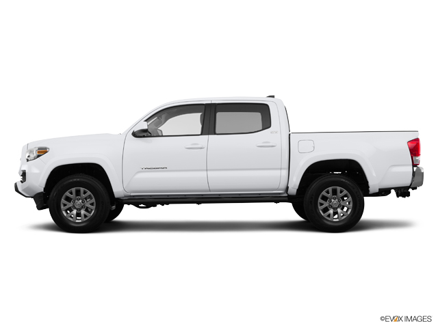 Used Truck 2016 Super White Toyota Tacoma Sr5 For Sale In