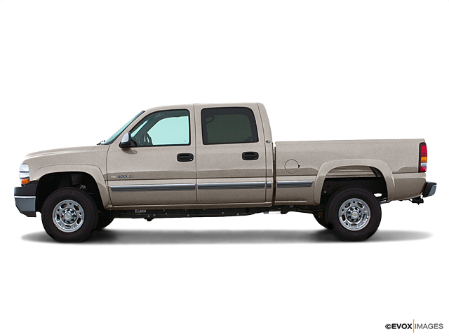 2002 Chevrolet Silverado 1500HD Vehicle Photo in Enid, OK 73703